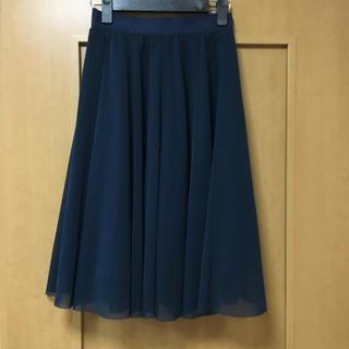 アベニールエトワール(Aveniretoile)の【週末sale】アベニールエトワール チュールスカート(ひざ丈スカート)