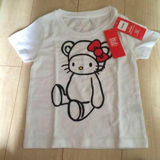 グラニフ(Design Tshirts Store graniph)のグラニフ×キティコラボ☆100Tシャツ(その他)