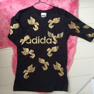アディダス(adidas)のAdidasxJeremy セット(Tシャツ(長袖/七分))