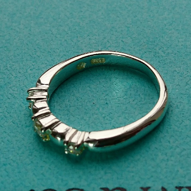 Vendome Aoyama(ヴァンドームアオヤマ)のヴァンドーム青山 シルバー リング 6号 レディースのアクセサリー(リング(指輪))の商品写真