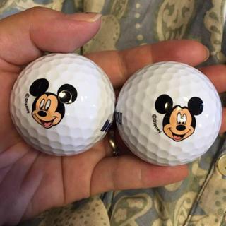 ディズニー(Disney)のゴルフボール(ゴルフ)