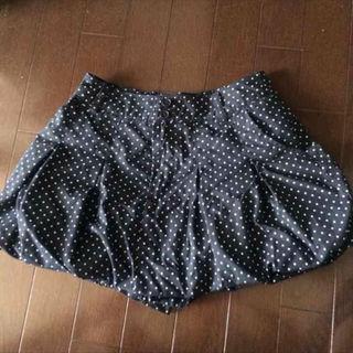 アベイル(Avail)の新品未使用‼︎ドット柄バルーンスカート♡(ミニスカート)