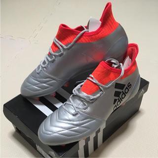 アディダス(adidas)の『デリカ1230さん専用』【新品】adidas サッカースパイク 28.5cm(シューズ)