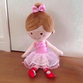 ミキハウス(mikihouse)のミキハウス*リーナちゃん人形(ぬいぐるみ)
