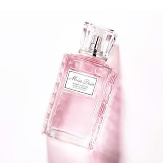 ディオール(Dior)の【新品未開封】ミスディオール シルキーボディミスト(その他)