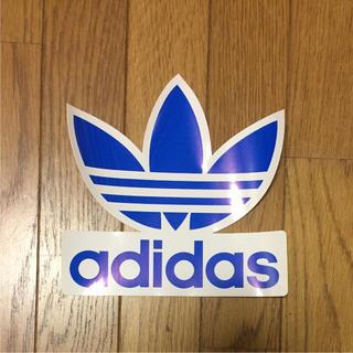 アディダス(adidas)のアディダスオリジナルス ステッカー シール ビッグロゴ(その他)
