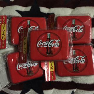 コカコーラ(コカ・コーラ)のコカ・コーラ フリーケース(小物入れ)