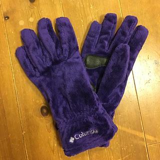 コロンビア(Columbia)のColumbia レディース手袋 【新品】(手袋)