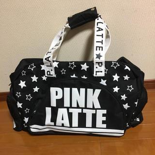 ピンクラテ(PINK-latte)のPINK LATE バック(ボストンバッグ)