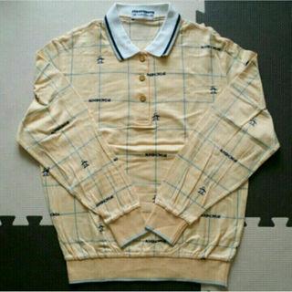 マンシングウェア(Munsingwear)のマンシングウェア☆長袖ポロシャツ(ポロシャツ)