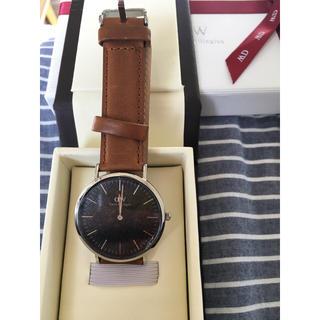 ダニエルウェリントン(Daniel Wellington)の新品未使用 ダニエルウェリントン 腕時計(腕時計(アナログ))