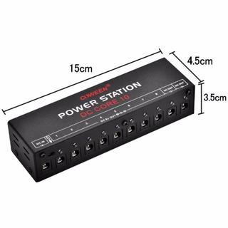 ★新品!圧倒的人気★Power Supply 10チャネル エフェクター(エフェクター)
