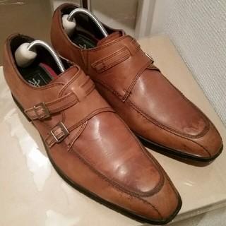 マドラス(madras)のMADRAS マドラス ブラウン 25.5EEE 革靴(ドレス/ビジネス)