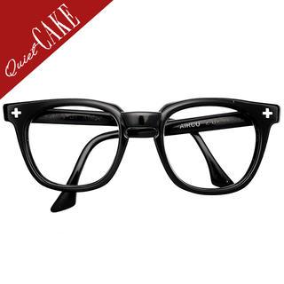 60s USAビンテージ クロスヒンジ SAFETY ウェリントン 眼鏡/528(サングラス/メガネ)