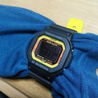 ジーショック(G-SHOCK)のG-SHOCK GW-M5610BY レアカラー 電波ソーラー(腕時計(デジタル))