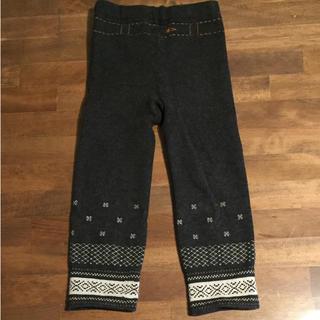 ムジルシリョウヒン(MUJI (無印良品))の無印良品 ベビーレギンス90〜100cm(パンツ/スパッツ)