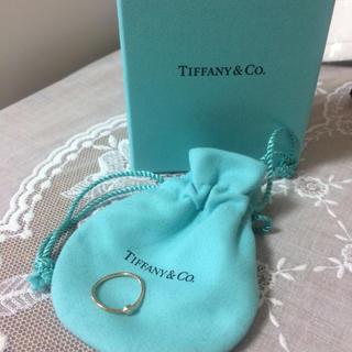 ティファニー(Tiffany & Co.)の♡チーズン様専用♡ティファニー美品ダイヤモンドリング エルサ ペレッティ♡(リング(指輪))