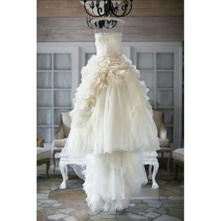 ヴェラウォン(Vera Wang)の[値下げ]VeraWang・Hayley US6ドレス(ウェディングドレス)