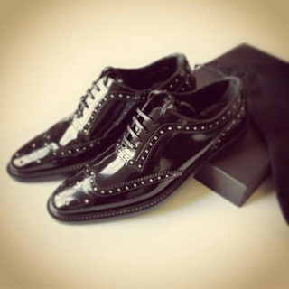 ドルチェアンドガッバーナ(DOLCE&GABBANA)のアントワネット様専用:ドルガバシューズ(ローファー/革靴)