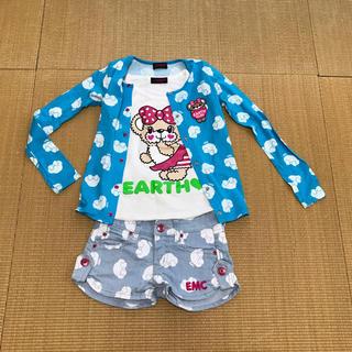 e4d4648b74b9 EARTHMAGIC - アースマジック Tシャツ パンツ カーディガンの通販 by yukiss7's shop|アースマジックならラクマ