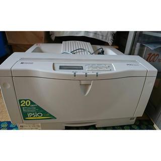リコー(RICOH)のモノクロレーザープリンター(リコーIPSIO NX610)(PC周辺機器)