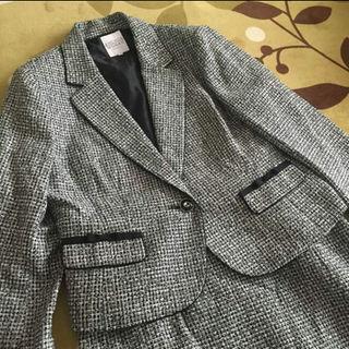 新品 フォーマルスーツ ドレス セット(スーツ)
