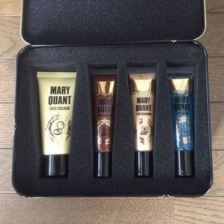 マリークワント(MARY QUANT)のMARY QUANT TAKEN BY STORM MAKEUP SETII(コフレ/メイクアップセット)