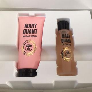 マリークワント(MARY QUANT)のMARY QUANT TAKEN BY STORM SKINCARESET(コフレ/メイクアップセット)