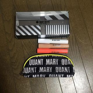 マリークワント(MARY QUANT)のMARYQUANT  メークアップセット 限定品(コフレ/メイクアップセット)