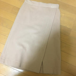 デミルクスビームス(Demi-Luxe BEAMS)のデミルクスビームス ウールスカート(ひざ丈スカート)