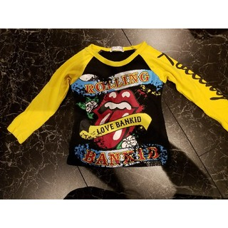 バンクキッズ(BANK KIDS)のロンT(Tシャツ/カットソー)