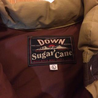 シュガーケーン(Sugar Cane)のシュガーケーン  ダウンベスト(ダウンジャケット)