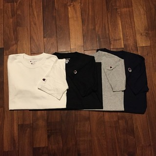 チャンピオン(Champion)の新品 チャンピオン 無地 6ozヘビーTシャツ(Tシャツ(半袖/袖なし))