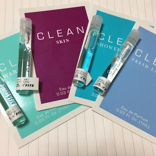 クリーン(CLEAN)のCLEAN サンプル4点セット(ユニセックス)