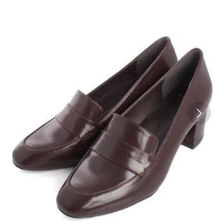 ランダ(RANDA)のちーすけ様専用RANDA ローファーパンプス(ローファー/革靴)