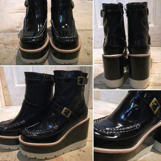 ジェフリーキャンベル(JEFFREY CAMPBELL)のジェフリーキャンベル   (ローファー/革靴)