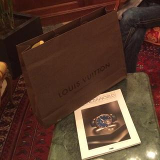 ルイヴィトン(LOUIS VUITTON)のLV スカーフ シルク(バンダナ/スカーフ)