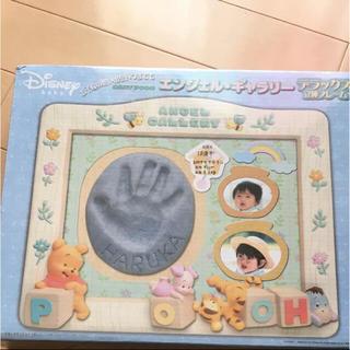 ディズニー(Disney)の【未使用】エンジェル ギャラリー(手形/足形)