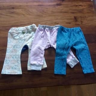 子供服 ズボンセット(パンツ/スパッツ)