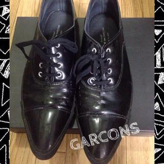 コムデギャルソン(COMME des GARÇONS)のtricot ギャルソン エナメル靴(ハイヒール/パンプス)