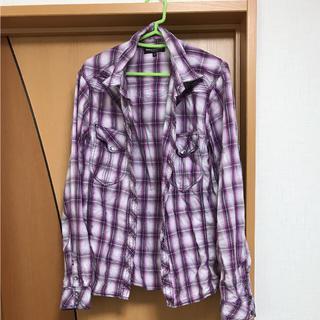 ハイダウェイ(HIDEAWAY)のハイダウェイ チェックシャツ 48(シャツ)