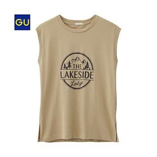 ジーユー(GU)のGU Tシャツ (Tシャツ(半袖/袖なし))