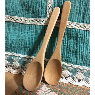 アクタス(ACTUS)のアクタス♡木製スプーン2個セット(食器)