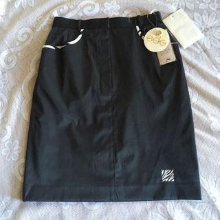 ナイキ(NIKE)のゴルフスカート黒 新品 EDG(ひざ丈スカート)