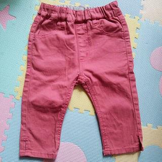 ムジルシリョウヒン(MUJI (無印良品))の無印良品ズボン100cm(パンツ/スパッツ)