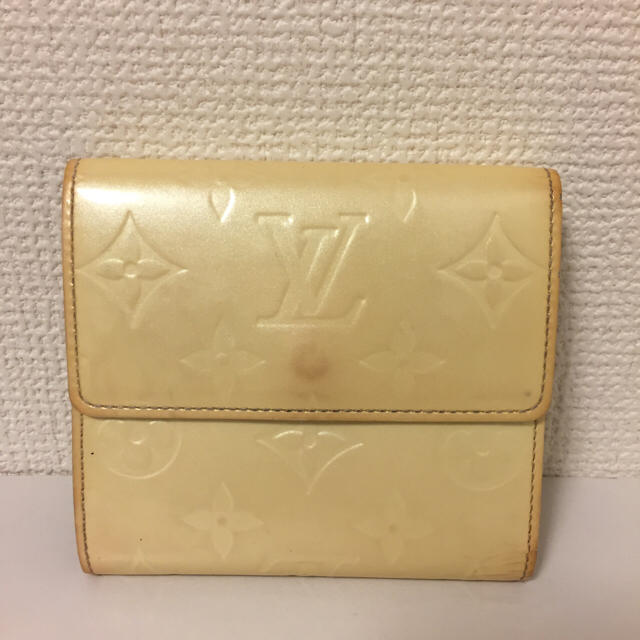 76f1742090b5 LOUIS VUITTON(ルイヴィトン)の☆値下げ☆ルイヴィトン ヴェルニ 二つ折り財布