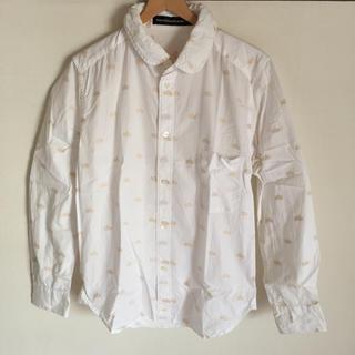 メルシーボークー(mercibeaucoup)のmercibeaucoup / メルシーボークー メルジャガ長袖シャツ(シャツ)