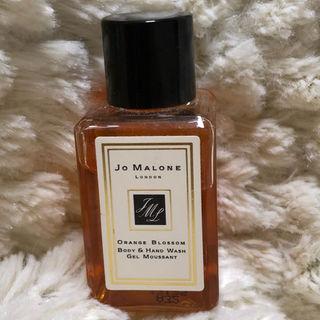 ジョーマローン(Jo Malone)のJo Malone ボディソープ オレンジブロッサム 15ml 未使用(その他)