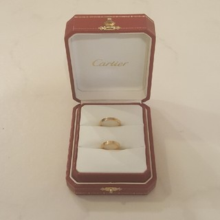 カルティエ(Cartier)のカルティエ cartier  リング セット(リング(指輪))