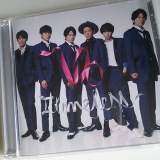 CD ★★ V6 2015 シングル 「Timeless」 V6 20TH ANNIVERSARY SHOP盤 ※特典欠